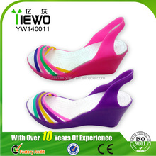 2014 New Style Women High Heel Wedge Sandals
