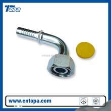 Metric Male Thread 24 Cone Seat 6mm hose fitting