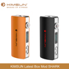 KIMSUN SHARK 60W Temperature Control Unique Style Vape Box Mod with Power Bank Function