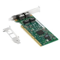 Intel PRO 1000 MT Gigabit Dual Ports Server Adapter PCI-X USB Network Card For Laptop Playstation Network Card