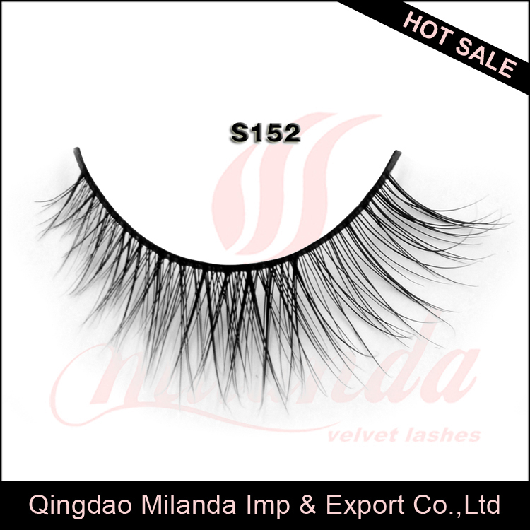 Softest and finest naturally shed mink hairs custom brand mink lash cruelty free