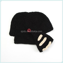 Baby Cotton Hats Neutral Colors Cotton Bonnet for Photography