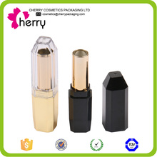 2016 newest style prismatic diamond essential lipstick tube for young girl