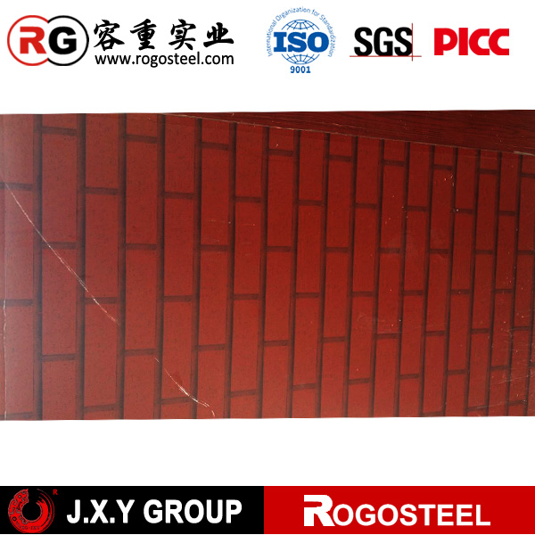 color coated galvanized steel coil lowes metal roofing sheet price