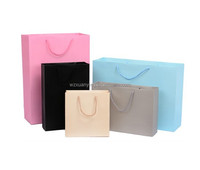 Small Jewelry Packing Paper Bag With Logo