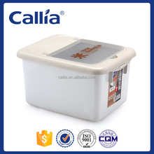 Plastic Rice Dry Food Container Rice Box Rice Dispenser