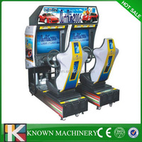 Popular indoor amusement race car simulator,auto racing simulator,motorcycle racing simulator