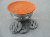 High quality heat resistant soup bowl