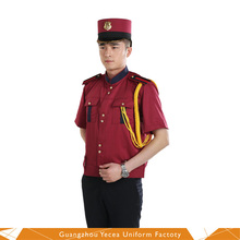 Processing custom pipe and marching band uniform