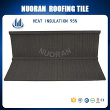 NUORAN China low price 8 layer Environment friendly trapezoidal roofing sheet