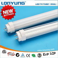 4ft 1.2M 20W T8 LED Tube Light with Rotatable base TUV/GS+CE+ERP+ROHS