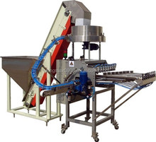 automatic bottle cap lining machine