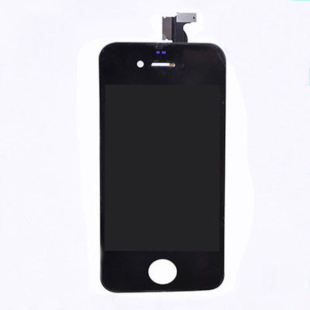 New OEM LCD Display +Touch Screen Digitizer Lens Assembly Parts for iPhone 4 4G A1332 AT&T GSM High Quality