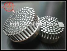 2012 Nice Color Anodized and Mill Finished Extruded Aluminum Heat Sink Series