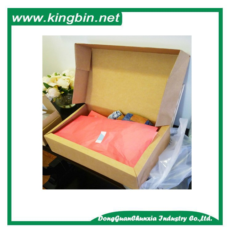 types of wrapping custom printed durable tissue paper for packing apparel