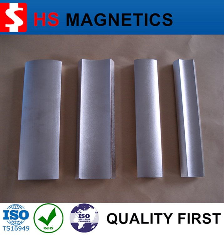 Wholesale Permanent Arc Neodymium Magnet For Generator