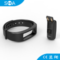 Android 4.3 and IOS 8.0 Smart Blood Pressure Watch with Heart Rate Monitor