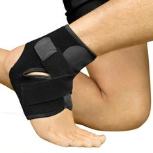 gym fitness running sport safety neoprene ankle support for basketball