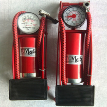 RBZ-139 Car Foot Pump With Gauge