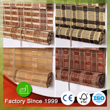 Best price bamboo window blinds factory