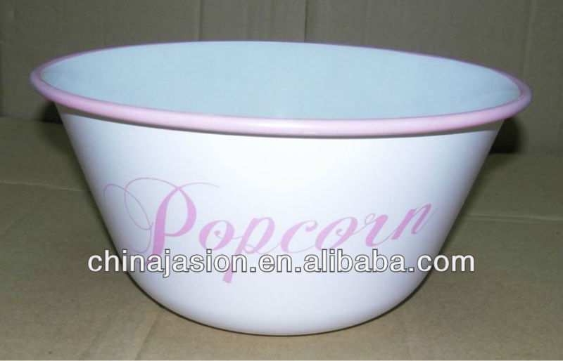CA REUSABLE POPCORN BUCKET CONTAINER BOWL PARTY MOVIES SERVING