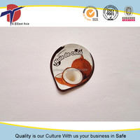 Exported To South Africa Aluminum Foil Lids For Yogurt