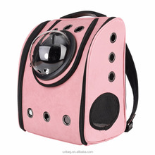 Astronaut Cat Carrier Pet Backpack/ Breathable Travel Dog Cat Carry Shoulder Bag