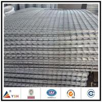 Customized Framed Galvanized Welded Wire Mesh Panel