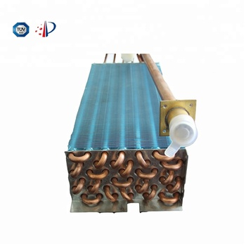 International air conditioner fin evaporator price