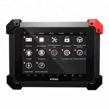 XTOOL PS90 Car Diagnosis system scanner tool Update Online Lifetime Key programmer tool
