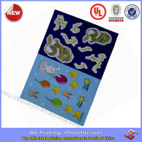 2014 wholesale custom reusable stickers