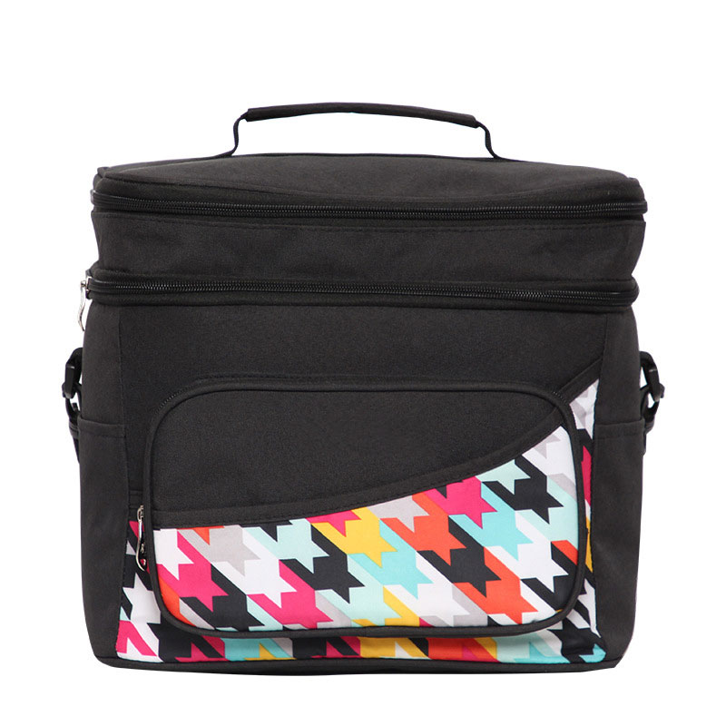 outdoor Large Medium School Insulated lunch box bag
