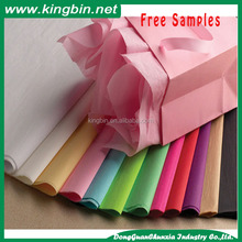 Free Sample Multi-Color Plain Color Solid Color MG/MF Gift Wrapping Tissue Paper