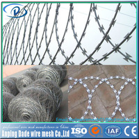 China hot sale an ping factory sales razor barded wire mesh by trade assurance