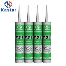 Non-toxicity acid solidification glass silicone sealant with cheap price