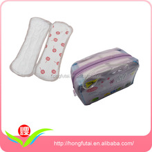 Daily Use Product 100% Cotton Non Winged Sanitary Napkin Dispose Sanitary Napkin Export to Turkey