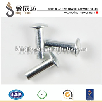 stainless steel countersunk solid rivets for children cars