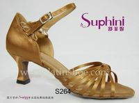 scarpe latino chiuse , Hot Sale Ladies Latin American Dancing Shoes , Suphini Latin Shoes