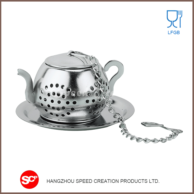 Durable using low price stainless steel filter wire mesh tea ball