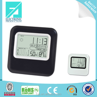 Fupu most perfect decorative solar powered outdoor clock