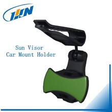 #015S+SV#Universal Car sun visor Grip Mount Holder for mobile phones