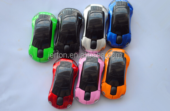Vehicle Model Wireless Optical Car Shape USB Computer Mouse