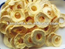 New Crop Dried Apple Rings without sugar/Dehydrated Apple Rings without sugar