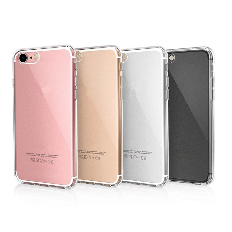 Soft TPU Back Cover For Iphone X Xs Xr 6 7 8 <strong>Case</strong> Shockproof Clear Transparent Mobile Phone <strong>Case</strong> For iPhone 11