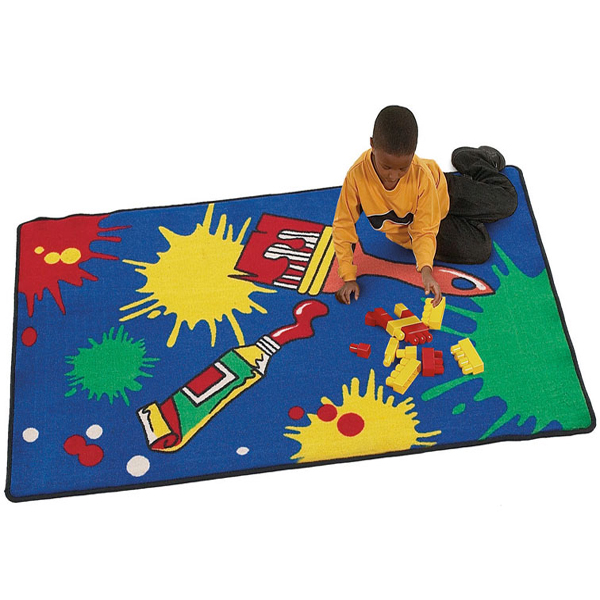 Eco-friendly Kids Playmat Waterproof Double Sided Play Mat
