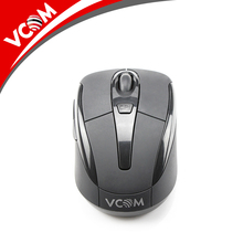 High Quality Custom Logo 2.4Ghz Wireless Computer Optical Mouse Without Battery