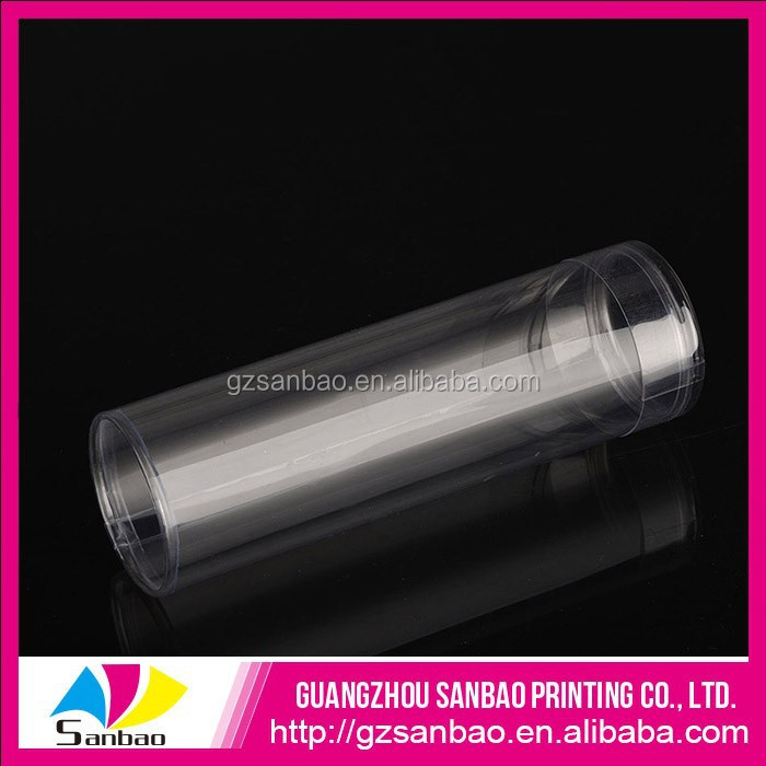high quality custom cheap Plastic Tubes for Golf Balls