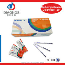 DIAGNOS Diagnostic Rapid methamphetamine urine drug test kit(MET)