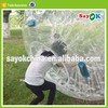 inflatable transparent beach ball,roll-inside-inflatable-ball