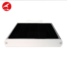 10w outdoor waterproof IP65 all in one solar street light integrated led garden solar light with motion sensor
